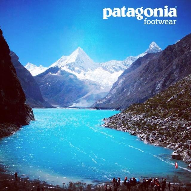 Paron Lake is the largest lake in the Cordillera Blanca, on the Peruvian Andes. @patagonia @patagoniafootwearperu #water