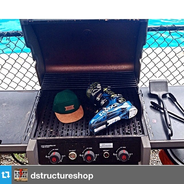 #Repost from @dstructureshop grilling up some #freebird's for you. Check em out on ROXA.com