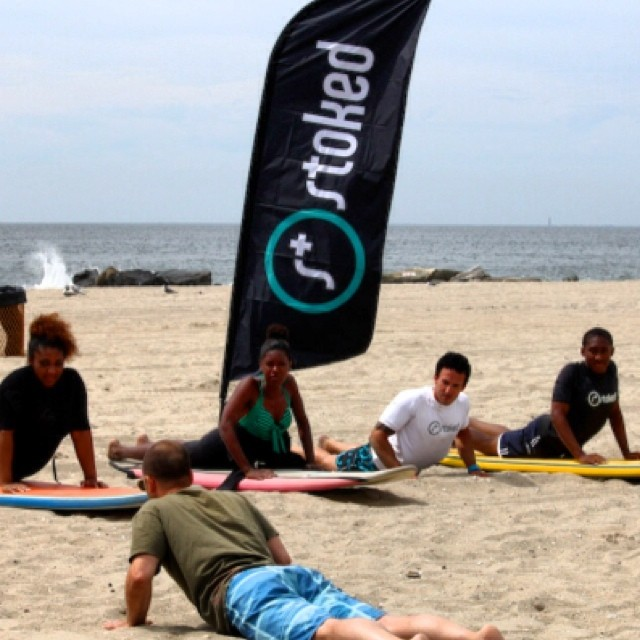 On Saturday we kicked off our Surf Mentor season in both New York City & Los Angeles. Coast to Coast shredding is how we roll. Thanks to our mentors, students, and staff for a successful first weekend of surf. Looking forward to everyone's progress...