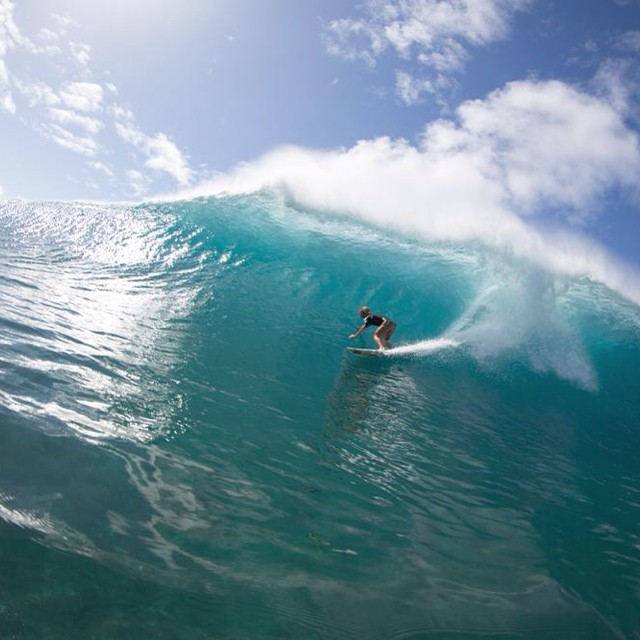 Skip McCullough @america_fuck_yeah Getting Tubed Out In The 808 : PC