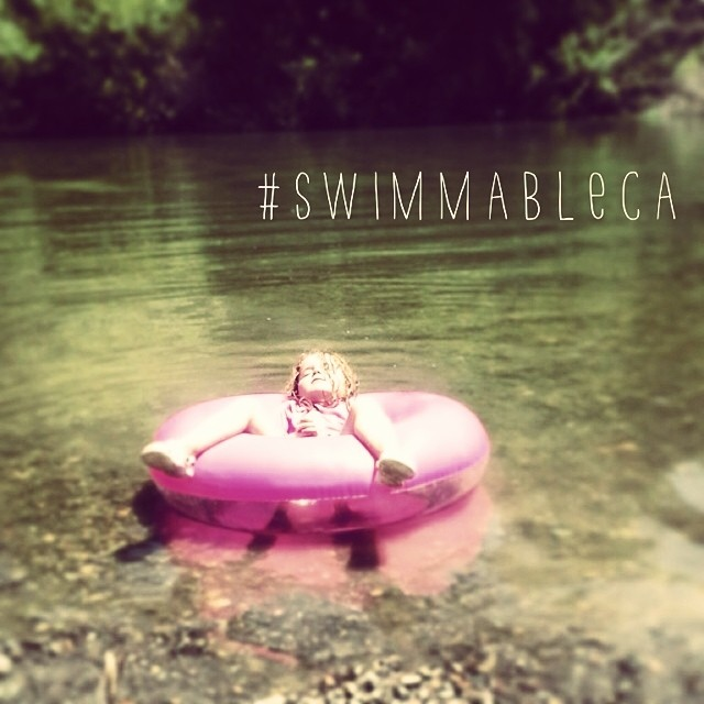 Where do you cool off? @ca_waterkeepers keep California beaches, bays and rivers safe for summer fun! Show them your thanks: upload pics and tag #SwimmableCA.