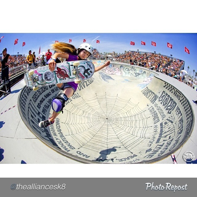 One week from today. @usopenofsurf #VanDorenInvitational at #HuntingtonBeach. @allyshabergado at last year's event.