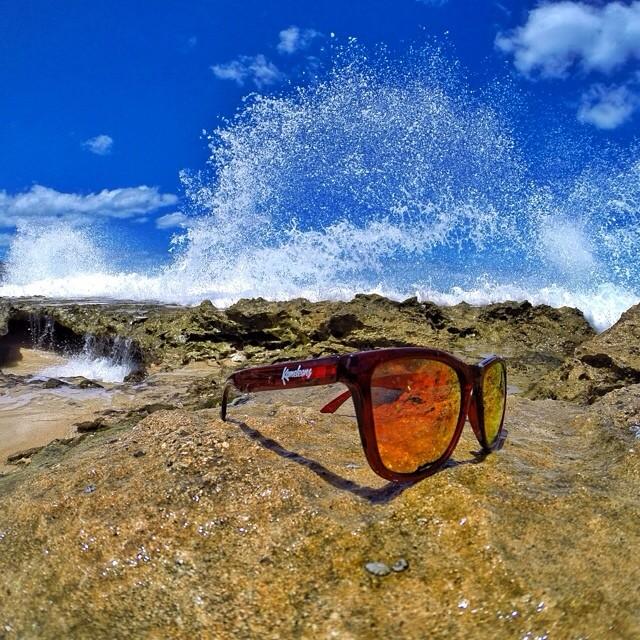 In it's natural habitat #Lava #LifesABeach #Kameleonz #Beach #Surf