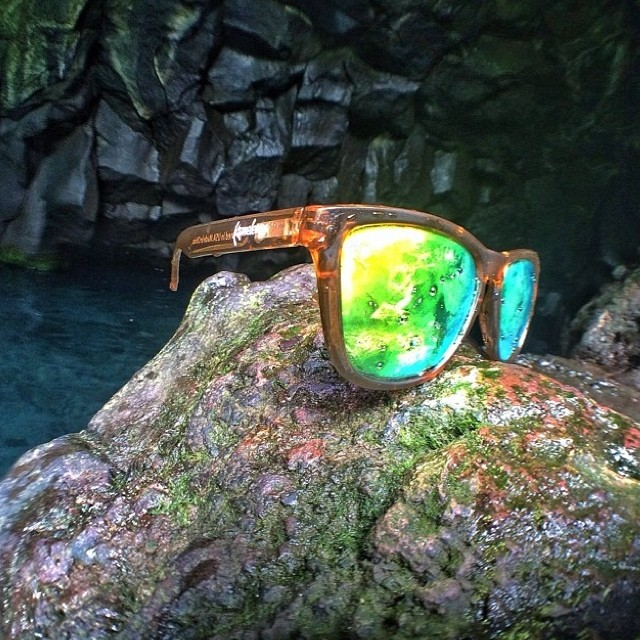 S A H A R A || meets the cool refreshing waters of Maui!! Shoutout to #kameleonz photog @kekoopono #lifesabeach #sunglasses #hawaii #maui