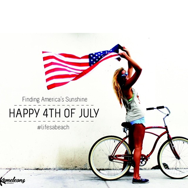 "Don't forget!!! Promo code ""USA"" will give you 20% off!!! Happy 4th!"