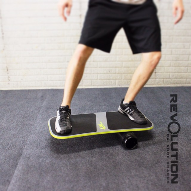 Training session on the FIT #balanceboard