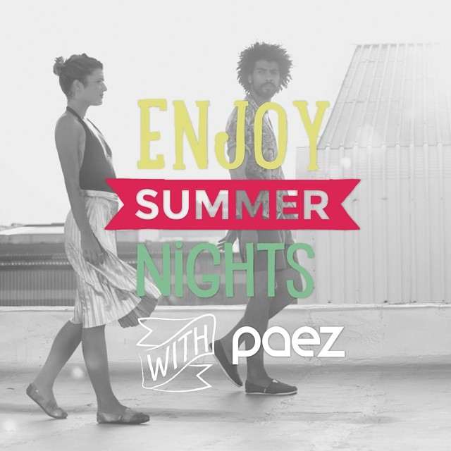 It's time to enjoy the ride, it's summer! Where are you heading? #wetrip #paezsummer
