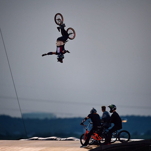 What's your mid-week motivation? #xgames  Photo @phil_ellsworth