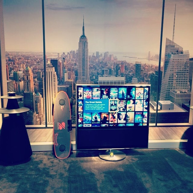 SF > NYC #zboard