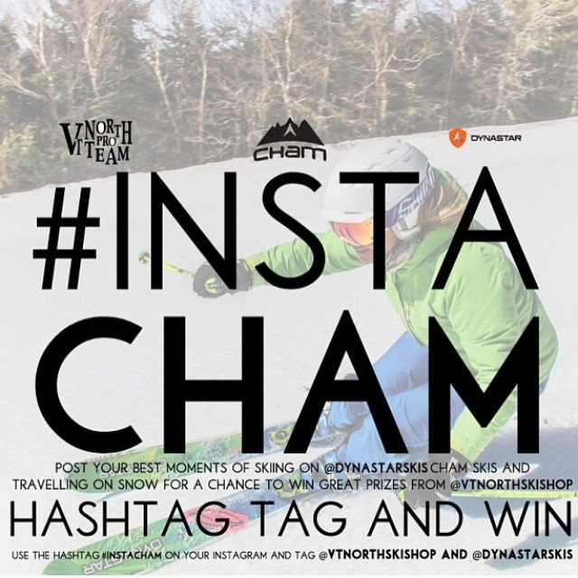 #regram from our good friends at @vtnorthskishop | Tag @vtnorthskishop and use the hashtag #InstaCHAM to win great prizes from the best ski shop in the world