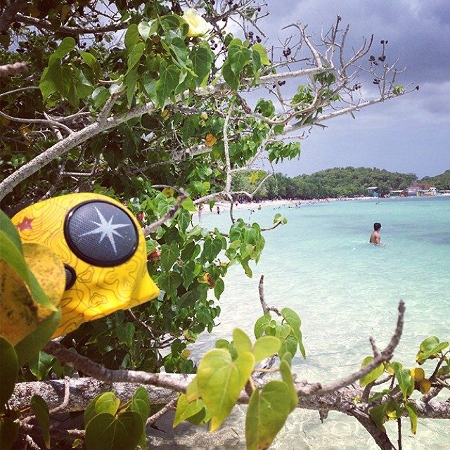 Thanks for the awesome photo Andreica. Everyone relax this weekend. You've earned it. #boombotix #weekenders #TGIF #puertorico