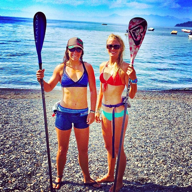 Morning paddle workout with spirit bird. @gilliangibree @kialoapaddles #onyxpfd @localhoneydesigns