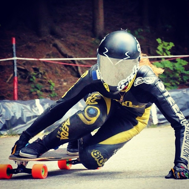 @spokywoky looking beastly while taking the 3rd Place at #Almabtrieb this past weekend
