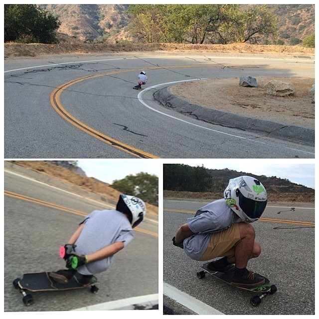 @moscaa_ always fast shredding mountain roads in Cali Cali #staysteez #keepitholesom