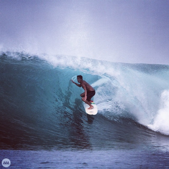 GNARKrewe member @cheneyballs Pt. 2. #surf #GNARCISSISTIC