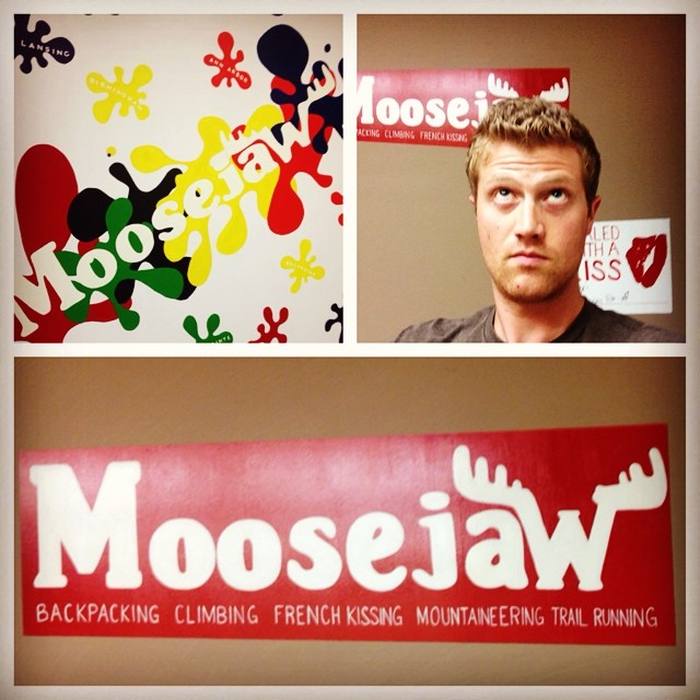 Great time out in Detroit with the fine peoples of @moosejawmadness #gotmyantlers #lovethemadness