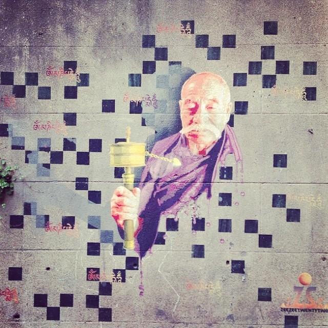 ❤️ P I X E L #pixelart #pixel #photo #streetart #pasteup #stencil #grunge #arteurbano #urbanlife