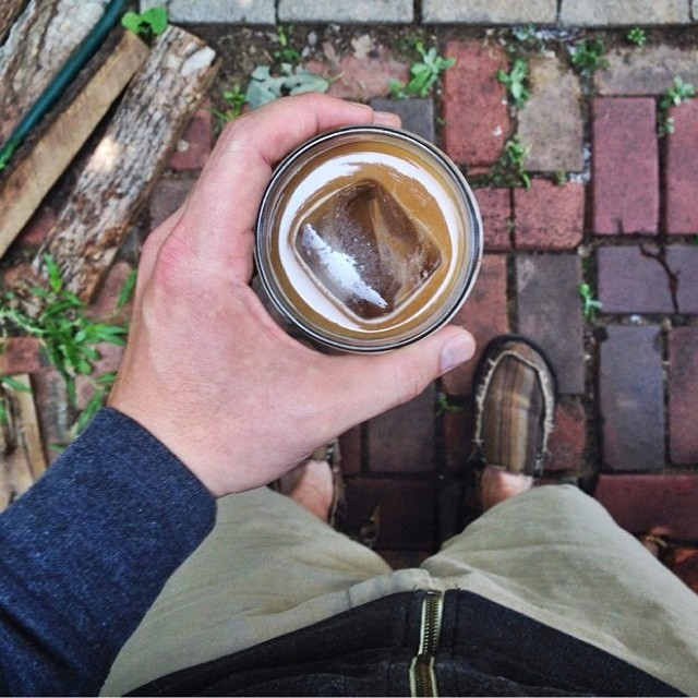 Who's having #coffee in their T4T hoodie à la @Benhulet this fine Tuesday?☕️ #coffeewithben #mornings #wakeup #menswear #hoodies #style #transformation #tt #transformationtuesday #regram