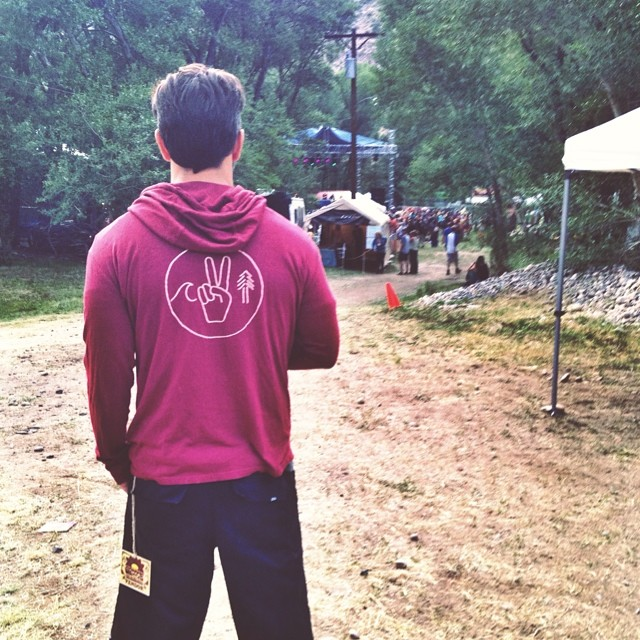 Our new Unity light weight hoodies are making their debut at the Groove Music and Arts festival  this weekend