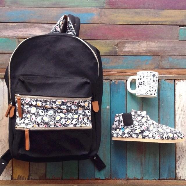 #almostfriday tan contentos que tenemos la mochila lista! #wetrip