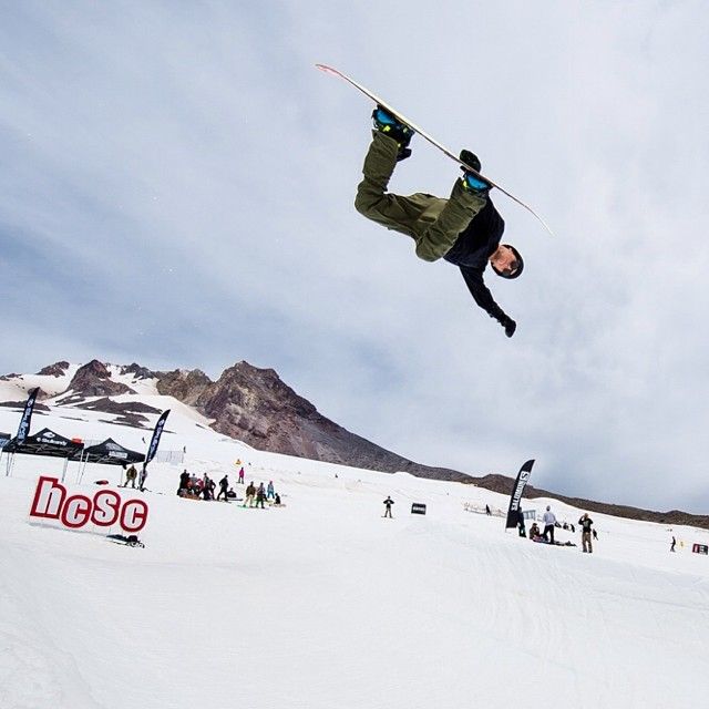 Big ups to @austensweetin for taking home GOLD in the 2014 Merrill Mini-Pipe Invitational this week at @highcascade |