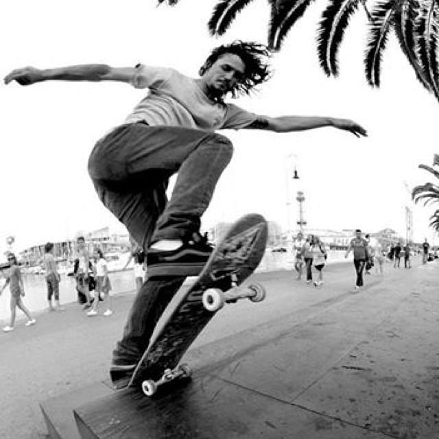 Rena desde Barcelona. @renatodonadei #Skate #Volcom #VolcomFamily