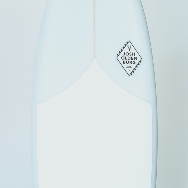Matuse Loves Oldenburg : Featuring The Oldenburg Evolution Egg Wide : Now At The Black Spot & Shop Page : 1150 Camino Del Mar @josholdenburgsurfboards #lovematuse