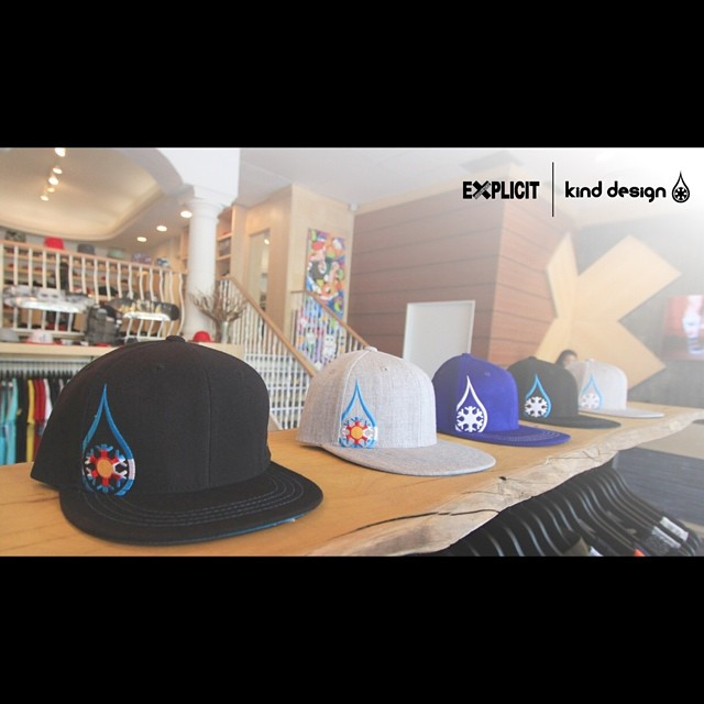We are very excited to be working with Explicit Streetwear @explicitstreetwear right off Pearl Street in downtown Boulder.  Check them out!