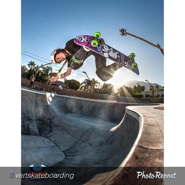 @allyshabergado at The Yard. #skateboarding #skateboard #skater #skate #skatelife #skatergirl