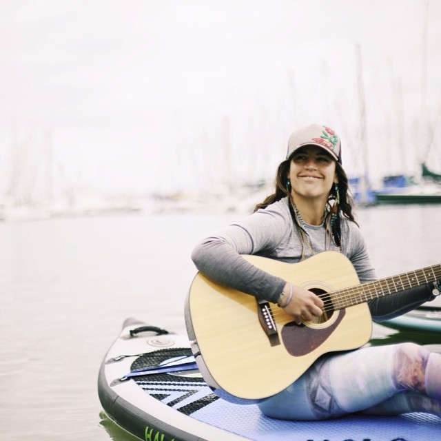 Our beautiful bundle of bliss we are lucky to call our team rider @nautilussup. #music #artist #paddle #standup #yoga #health #love #life #passion #livingthedream #beautiful #bliss #travel #world #water #inspiring #teamrider #girlswhorip #nature...