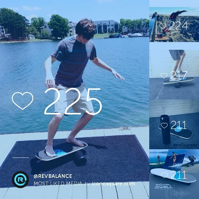 Thank you for all of the #balanceboard support!! ❤️