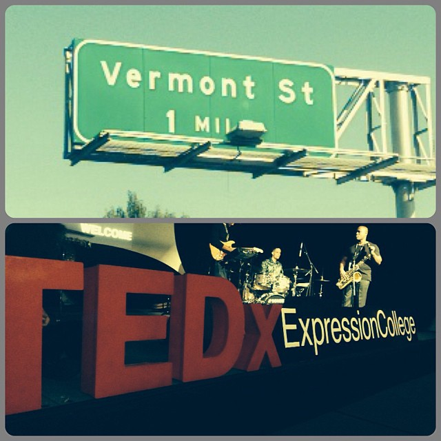 A little reminder of where it all started | #802 | #TEDxExpressioncollege | speaking about #positivechaos