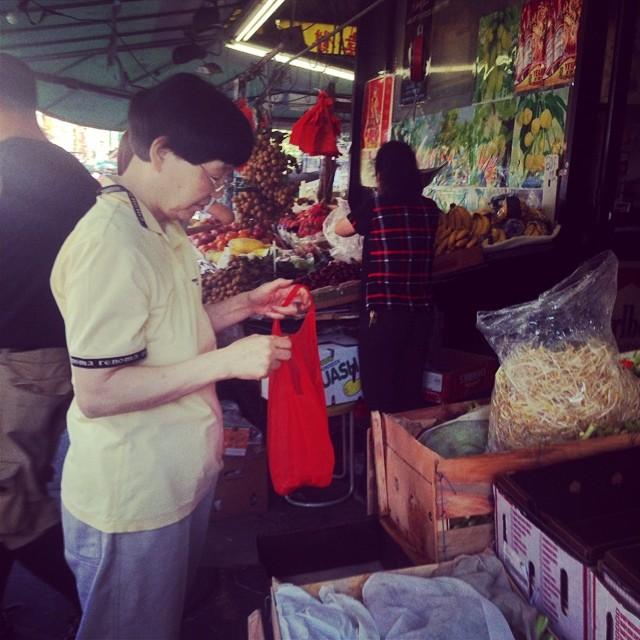 Shop Local, Chinatown NYC #lovematuse