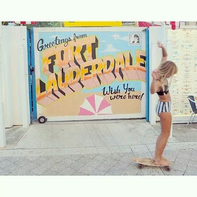 #AkelaSurf  Ambassador Rachel DeJohn #SurfSwimwear