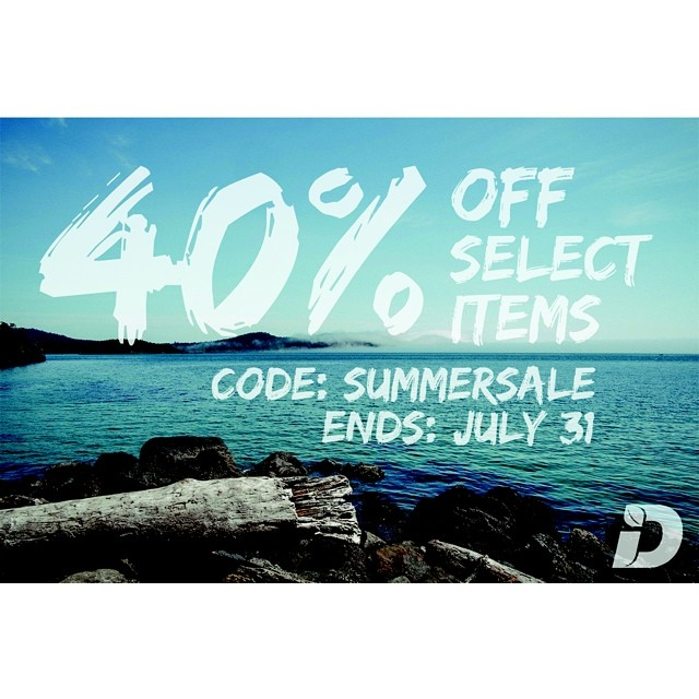 Summer Sale! 40% off!!!!! TGIF #deals #steals #disidual #summersale #surf #tgif #neatness #yeeew