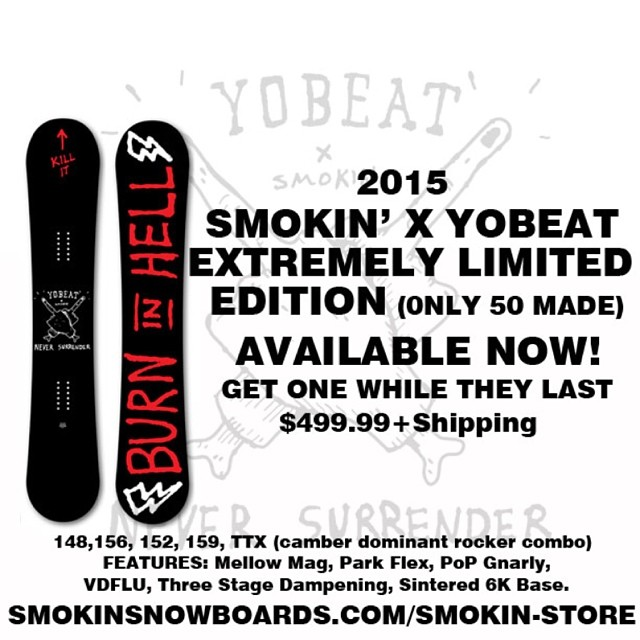 We are making 50 of these bad boys,one could be yours,get on em quick! @yobeat #forridersbyriders #handmadelaketahoe