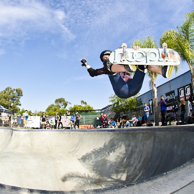 Nicole Hause (@nicolehause), FS bowl boost at #EXPOSURE2013. ---