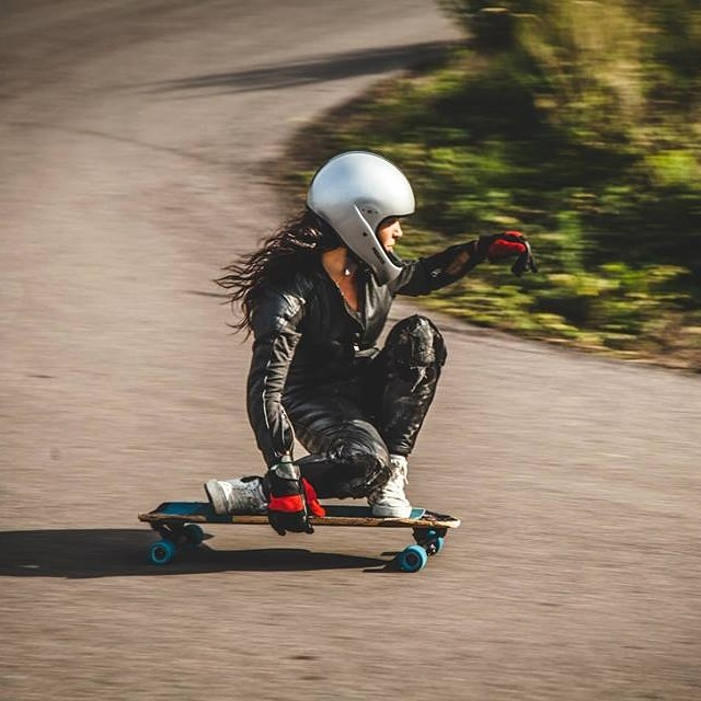 Go to www.longboardgirlscrew.com and check out @guanchiviris raw run in a Canary Island. She keeps getting radder. @martagdiaz photo #longboardgirlscrew #girlswhoshred #goguancha