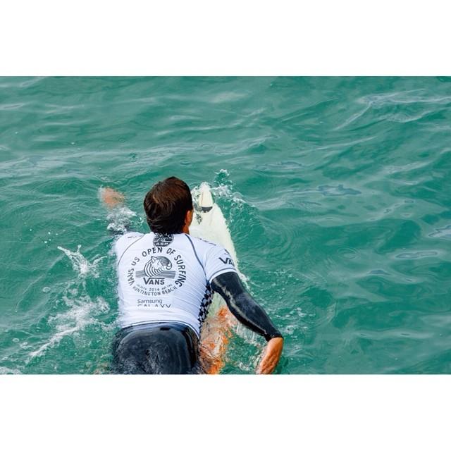 Arrancó el Vans US Open of Surfing !! Seguilo: www.vansusopenofsurfing.com #vansusopenofsurfing #surf