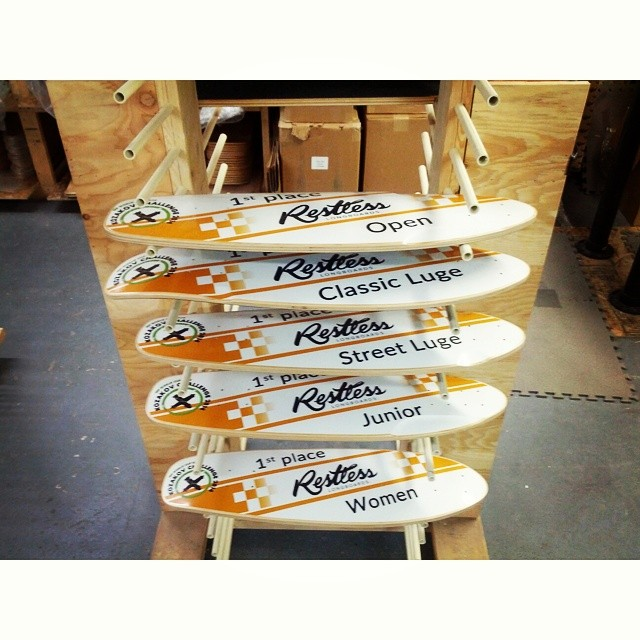 IDF Euro tour is on and #kozakovChallenge is just around the corner! Who will go home with these #restlessboards first position prize?