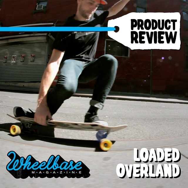 Thanks to the crew at @wheelbasemag for checking out the #LoadedOverland! Read and watch their review at www.wheelbasemag.com