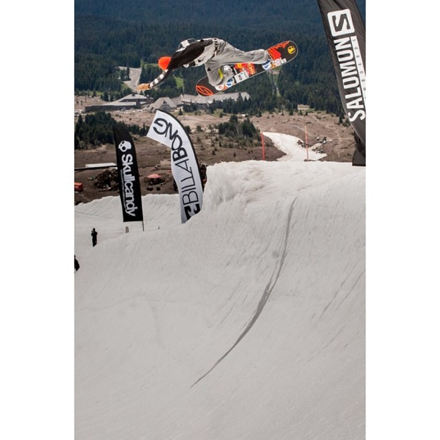 @eldulche with a method in the #bodemerrilinvitational last week at #mthood ,