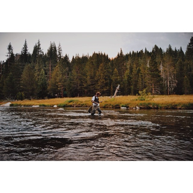 Gone Fishin' // Didn't catch nothin'...except for a buzz and some vibes // #tahoemade #thisistahoe #tahoetroutbum