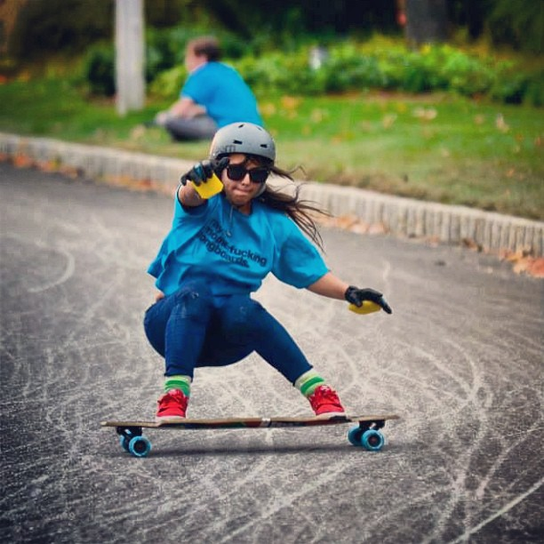 @keydennise getting low in the new jersey slidejam go skate and enjoy the weekend