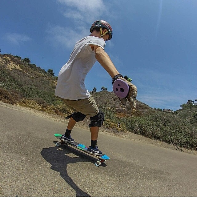@timmy_taquito getting close with some fruit loops for @coachellavalleydownhill's camera #staysteez #keepitholesom