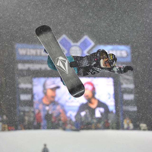 Elena Hight. Let it snow. (via @espnW)