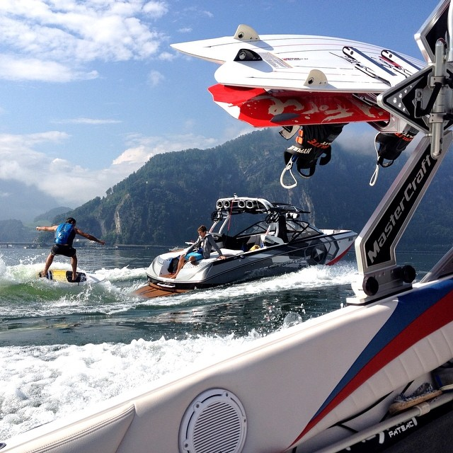 Amazing shred shot from @polonalevpuscek in Switzerland! Submit you best wakesurf photo to info@slayshTank.com for a chance to win our weekly contest. #wakesurf #wakesurfing #keepitfresh #shredstixx