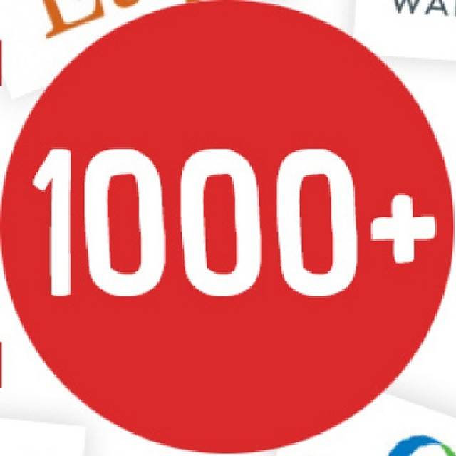 So proud to announce we've officially reached #1000BCorps!! Thank you to everyone who's supported this movement...let's get 1000 more! #BtheChange