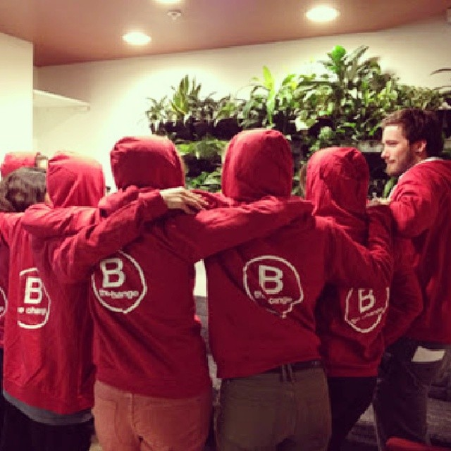 Wish you had a sweet #BtheChange hoodie too? For the next week, share a picture of yourself + a #BCorp product at your local coop and tag it with #PurchaseWithaPurpose to be automatically entered to win!