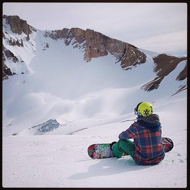 Apertura de la tempo 2014 #shred #snow #chilling #lasleñas